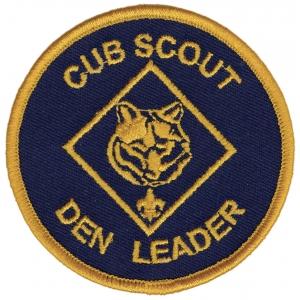 Den Leader Emblem