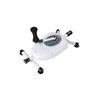 1100 lb Capacity CanDo® Dumbbell Mobile Studio Rack