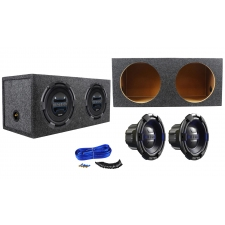 Sub and Enclosure Combos - Subwoofers and Enclosures - Car
