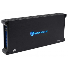 Rockville Db45 W Rms 4 Channel Amplifier Car Stereo Amp Loud