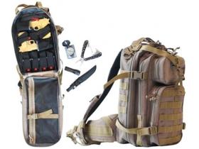 Cómo comprar una mochila de supervivencia.