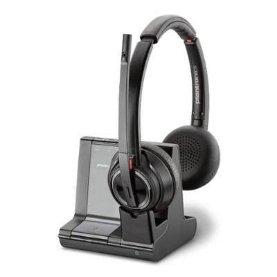 Plantronics Savi 8210 Mono Headset 207309 01 Voip Supply
